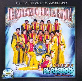 La Banda el Recodo - De Parranda Con La Banda