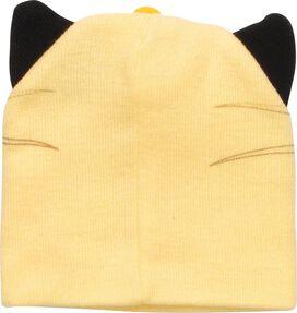 Pokemon Meowth Head Beanie