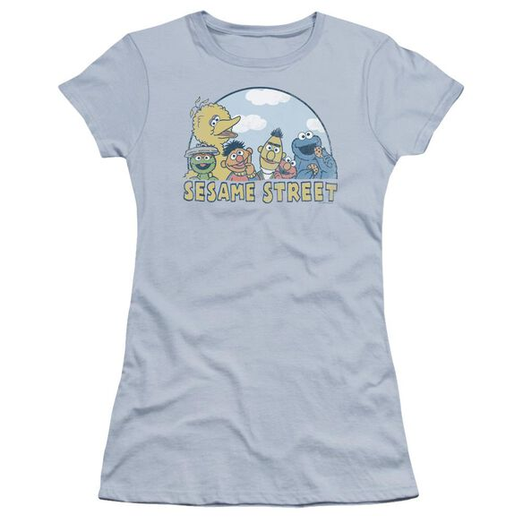 Sesame Street Sesame Group Premium Bella Junior Sheer Jersey Light