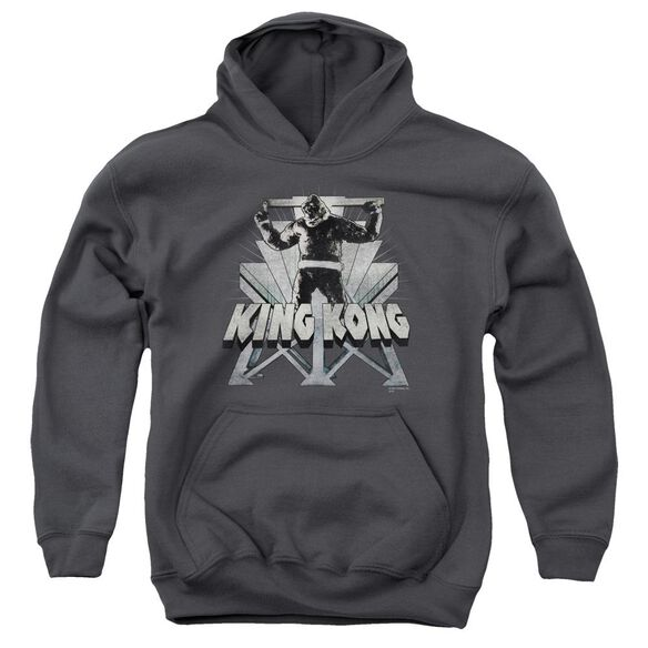 King Kong 8 Th Wonder Youth Pull Over Hoodie