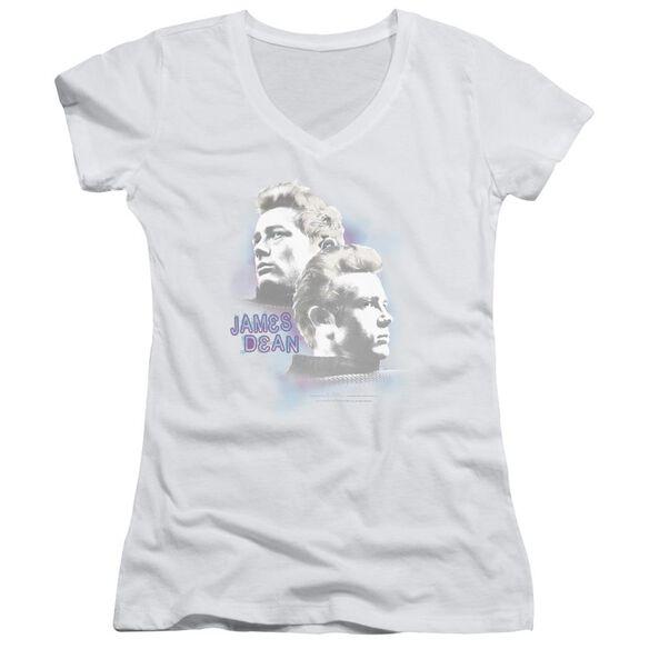 Dean Pastel Charmer Junior V Neck T-Shirt