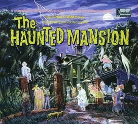 Various Artists - Story and Song from the Haunted Mansion