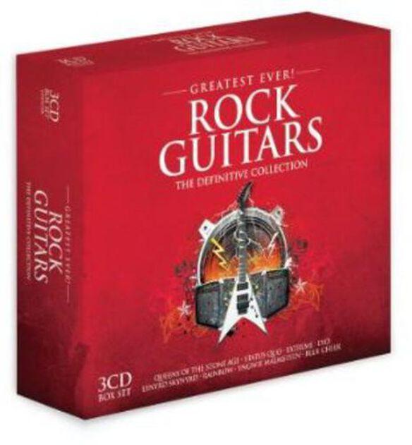 Rock Guitars / Various (Uk)