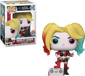 Funko Pop!: DC Super Heroes - Harley Quinn [w/ Boombox]