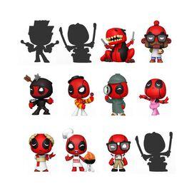 Funko Mystery Minis: Deadpool 30th (one random figure)