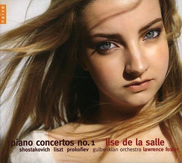 Lise De La Salle - Piano Concertos No 1