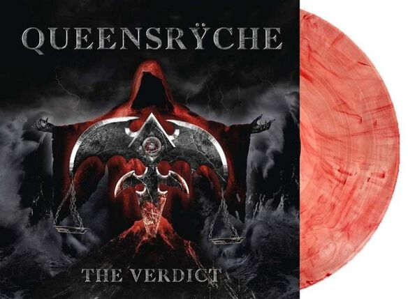 Queensryche - The Verdict [Exclusive Bloodshot color variant)