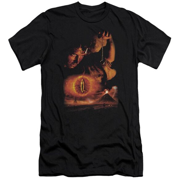 Lor Destroy The Ring Short Sleeve Adult T-Shirt