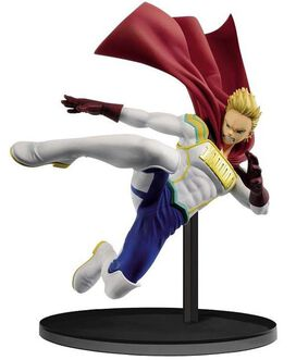 My Hero Academia - The Amazing Heroes Lemillion PVC Figure #08