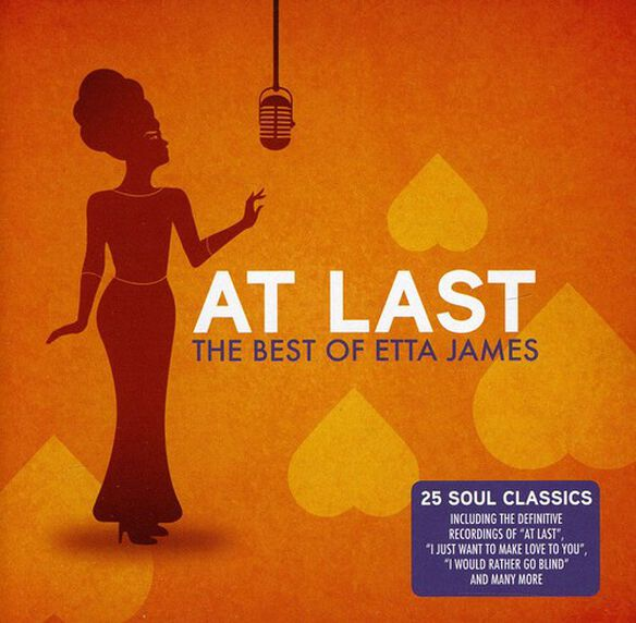 Etta James - At Last: Best of Etta James