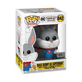 Funko Pop! DC Looney Tunes: Bugs Bunny as Superman