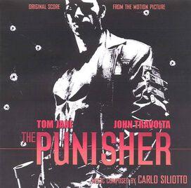 Original Film Score - Punisher (Original Score from the Motion Picture)