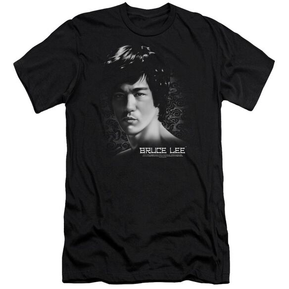 Bruce Lee In Your Face Short Sleeve Adult T-Shirt