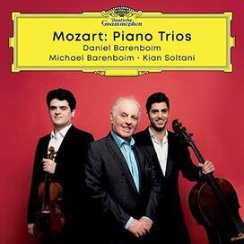 Daniel Barenboim - Complete Mozart Trios