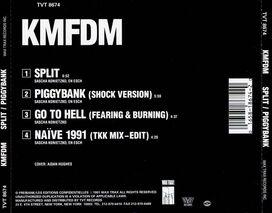 KMFDM - Split