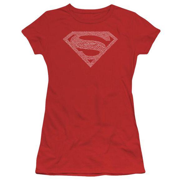 DC ROBIN LOGO-S/S T-Shirt