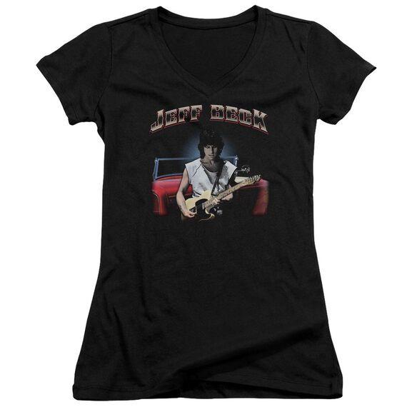 Jeff Beck Jeffs Hotrod Junior V Neck T-Shirt
