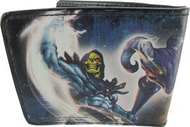 He Man Skeletor Space Poses Wallet