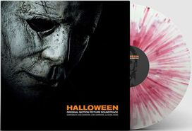 John Carpenter - Halloween 2018 Soundtrack [Exclusive Dirty Bloody Mask Vinyl]