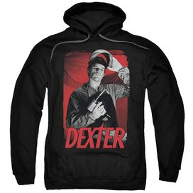 Dexter See Saw Adult Pull Over Hoodie