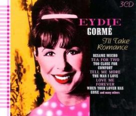 Eydie Gorme - I'll Take Romance [Box Set]