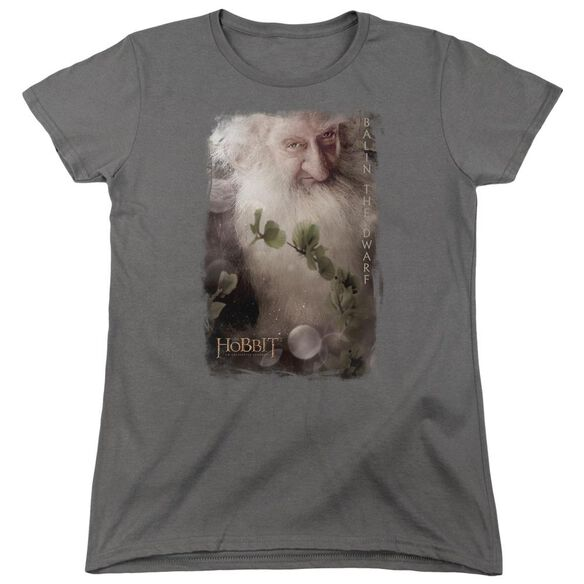The Hobbit Balin Short Sleeve Womens Tee T-Shirt