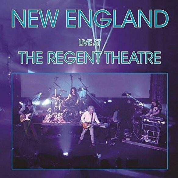 Live At The Regent Theatre