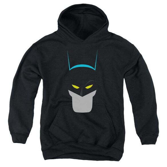 Batman Simplified Youth Pull Over Hoodie