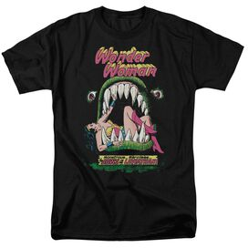 Dc Jaws Short Sleeve Adult T-Shirt