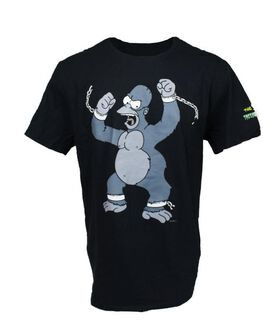 Simpsons King Homer T-Shirt