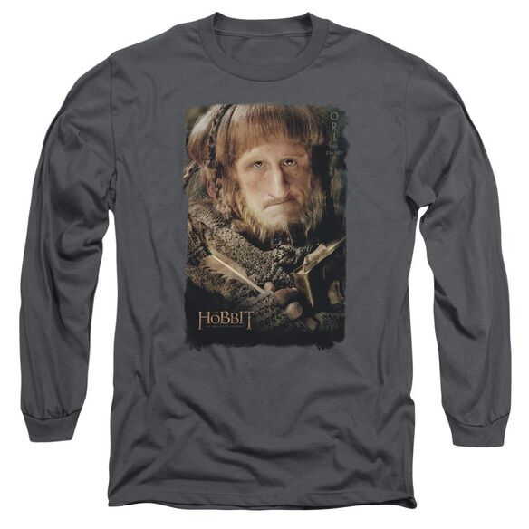 The Hobbit Ori Long Sleeve Adult T-Shirt