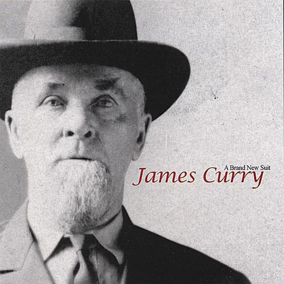 James Curry - Brand New Suit