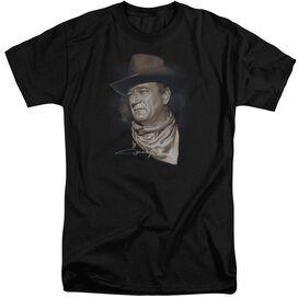 John Wayne The Duke Short Sleeve Adult Tall T-Shirt
