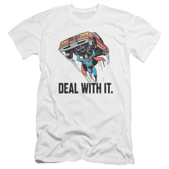 Dco Deal With It Premuim Canvas Adult Slim Fit