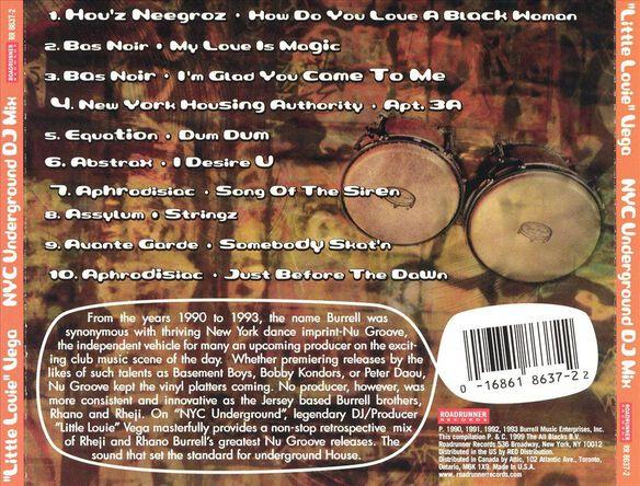 Nyc Underground Dj Mix999