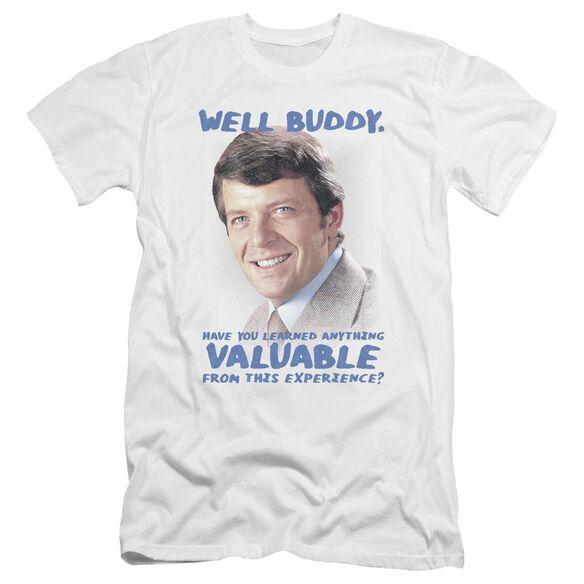 Brady Bunch Buddy Premuim Canvas Adult Slim Fit