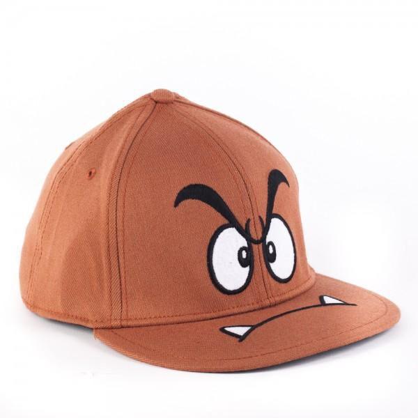 c874d2cbdec Mario goomba hat fye jpg 1000x1000 Goomba baseball cap