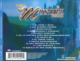 El Grupo Montez de Durango - Sube y Baja