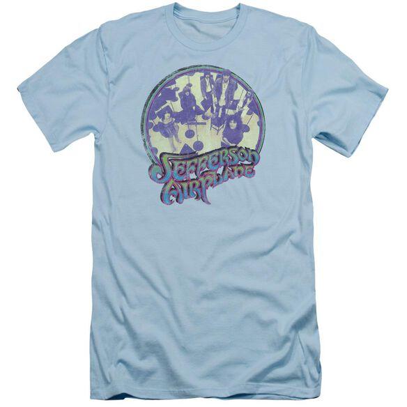Jefferson Airplane Practice Short Sleeve Adult Light T-Shirt