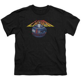 Atari Lunar Globe Short Sleeve Youth T-Shirt
