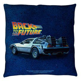 Back To The Future Delorean Throw