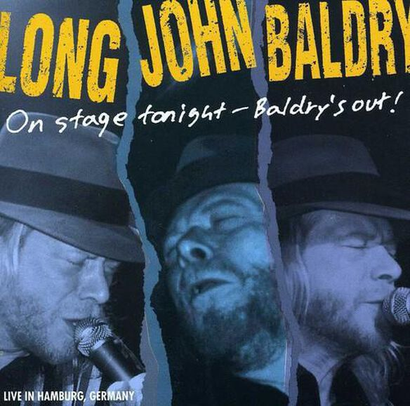 On Stage Tonight: Baldrys Out