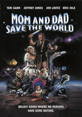 Mom & Dad Save the World