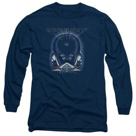 Journey Frontiers Cover Long Sleeve Adult T-Shirt