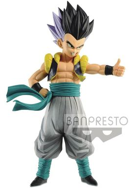 Dragon Ball Z - Grandista Resolution of Soldiers Gotenks Collectible PVC Figure