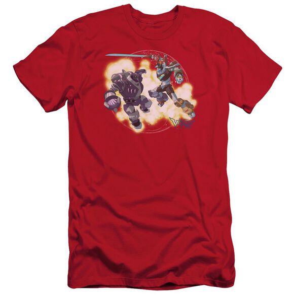 Voltron Robeast Short Sleeve Adult T-Shirt