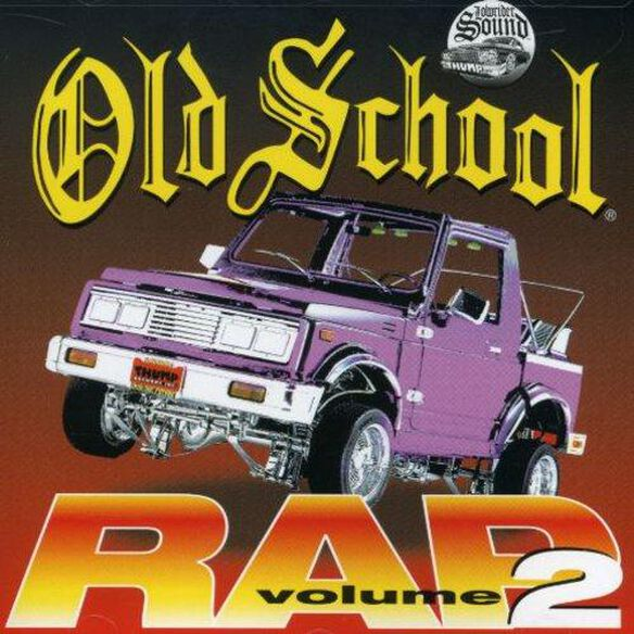 Old School Rap 2 / Various