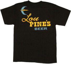 True Blood Lou Pines T-Shirt