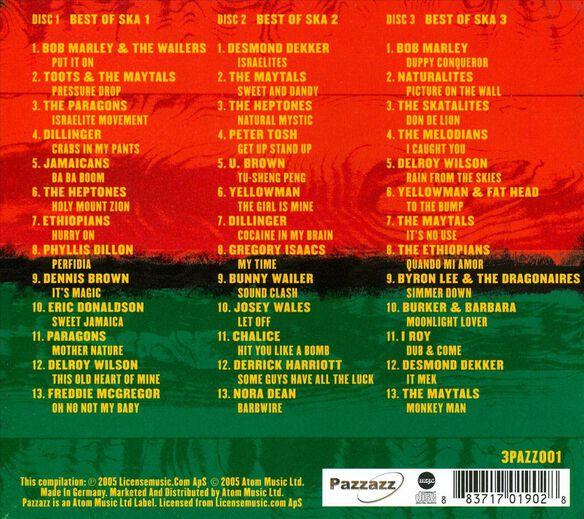 Roots Of Reggae 911