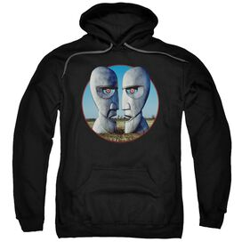 Pink Floyd Division Bell Cover Adult Pull Over Hoodie